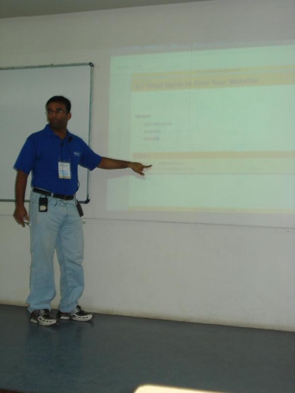 make presentation picture