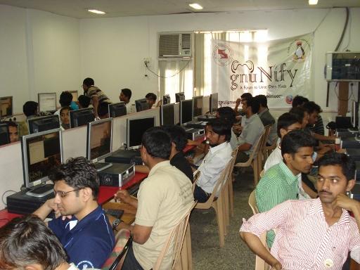 C workshop picture