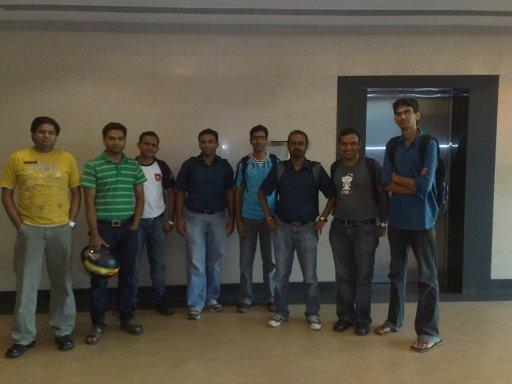 clojure meet attendees