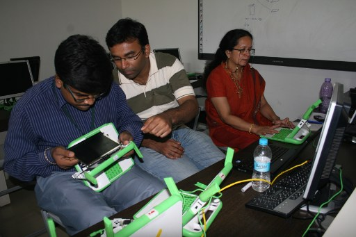 Dismantling the OLPC