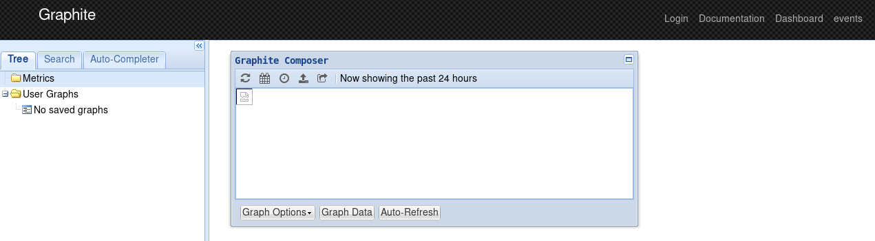 Graphite dashboard